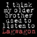 LAGWAGON – I THINK MY OLDER BROTHER USED...LP