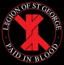 LEGION OF ST. GEORGE - OBEDIENT UNTO DEATH CD