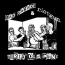 "Mad Parade / Riotgun - Dirty old Punx, 7"" lim. 400 tricolor"