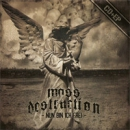MASS DESTRUCTION - NUN BIN ICH FREI EP + CD gelbes Vinyl 172 Ex.