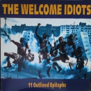 The Welcome Idiots ‎– 11 Outlined Epitaphs LP